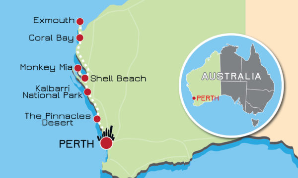 perth to exmouth tour