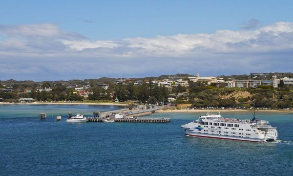 Take the Ferry to the Mornington Peninsula