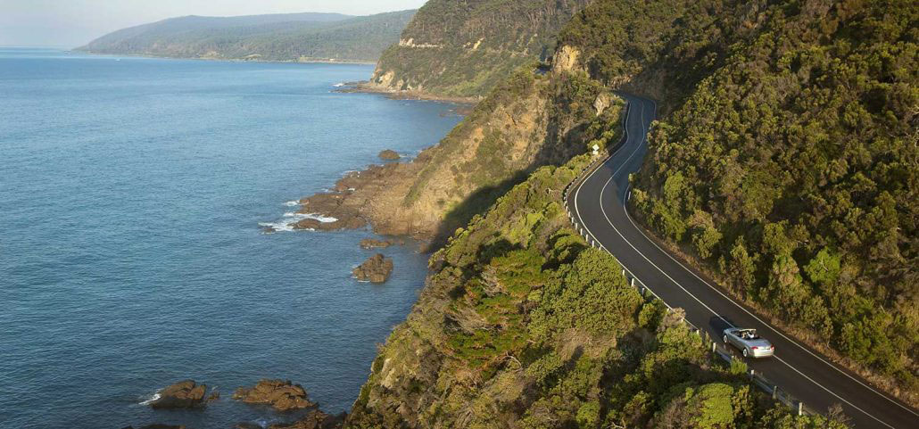 One of the world's most scenic roads
